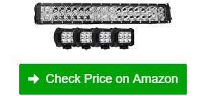 "Autofeel-52""-Light-Bar-+-22""-Combo-Beam-Light-Bar-+-4-LED-Light-Pods"