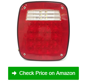 MaxxHaul 80685 Square Tail Light