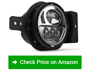 bicyaco led fog lights with adapter ring