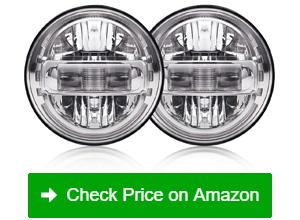 AUDEXEN DOT Approved Jeep Headlight