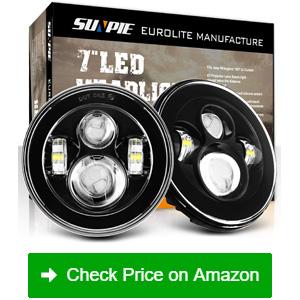 SUNPIE CREE LED Headlights